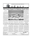 Cedars, December 3, 2001