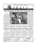 Cedars, February 8, 2002