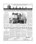 Cedars, February 22, 2002