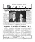 Cedars, April 12, 2002