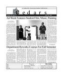 Cedars, April 26, 2002