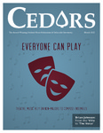 Cedars, March 2015 by Cedarville University