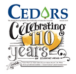 Cedars, January 2016 by Cedarville University