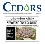 Cedars, August 2016 by Cedarville University