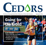 Cedars, September 2016 by Cedarville University