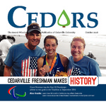 Cedars, October 2016 by Cedarville University