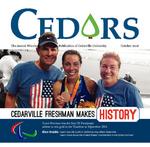 Cedars, October 2016