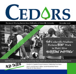 Cedars, November 2016 by Cedarville University