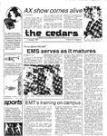 Cedars, January 17, 1985