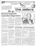 Cedars, February 14, 1985