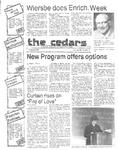 Cedars, March 7, 1985