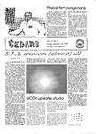 Cedars, January 16, 1981