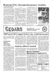 Cedars, March 12, 1981