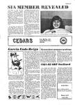 Cedars, April 3, 1981