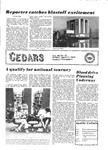Cedars, April 17, 1981