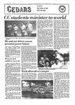 Cedars, October 10, 1980