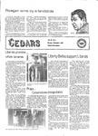 Cedars, November 7, 1980