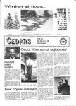 Cedars, November 21, 1980