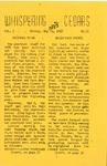 Whispering Cedars, May 24, 1957