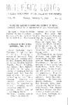 Whispering Cedars, February 7, 1958
