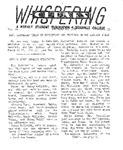 Whispering Cedars, February 21, 1958