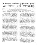 Whispering Cedars, November 22, 1963