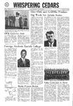 Whispering Cedars, February 16, 1967
