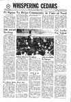Whispering Cedars, November 22, 1967