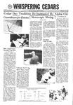Whispering Cedars, December 12, 1967