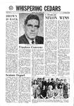 Whispering Cedars, November 8, 1968