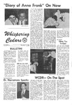 Whispering Cedars, November 13, 1970