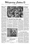 Whispering Cedars, February 5, 1971
