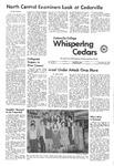 Whispering Cedars, November 27, 1974