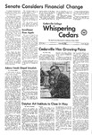 Whispering Cedars, January 15, 1975 by Cedarville College