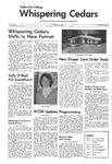Whispering Cedars, February 12, 1975