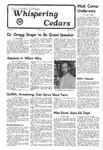Whispering Cedars, January 21, 1976