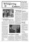 Whispering Cedars, February 4, 1976