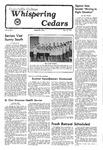 Whispering Cedars, February 25, 1977