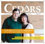 Cedars, March 2017 by Cedarville University