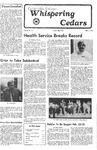 Whispering Cedars, February 3, 1978
