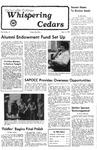 Whispering Cedars, February 10, 1978