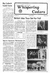 Whispering Cedars, February 24, 1978