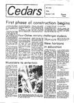 Whispering Cedars, November 17, 1978