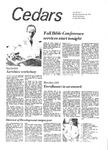 Cedars, September 24, 1979