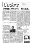 Cedars, October 9, 1979