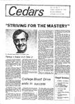 Cedars, October 23, 1979