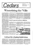 Cedars, December 4, 1979 by Cedarville College