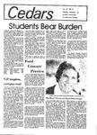Cedars, January 15, 1980