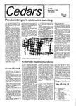 Cedars, January 31, 1980