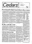 Cedars, March 10, 1980